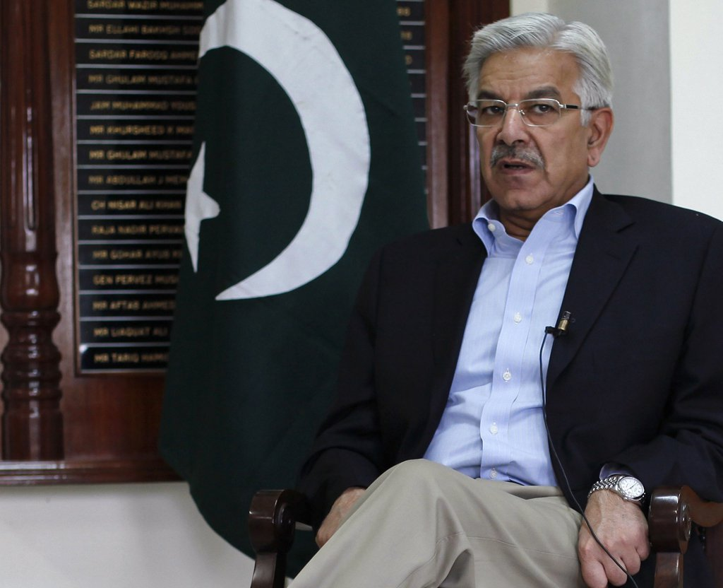 Maryam Nawaz terms Khawaja Asif's disqualification a 'fixed match'