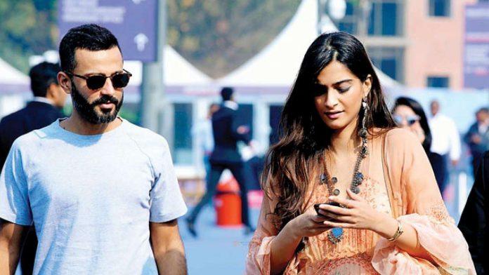 Sonam Kapoor Marriage