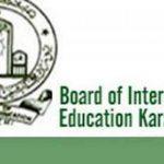 HSC Part 2 Pre Engineering Result 2019 Karachi - BIEK Inter