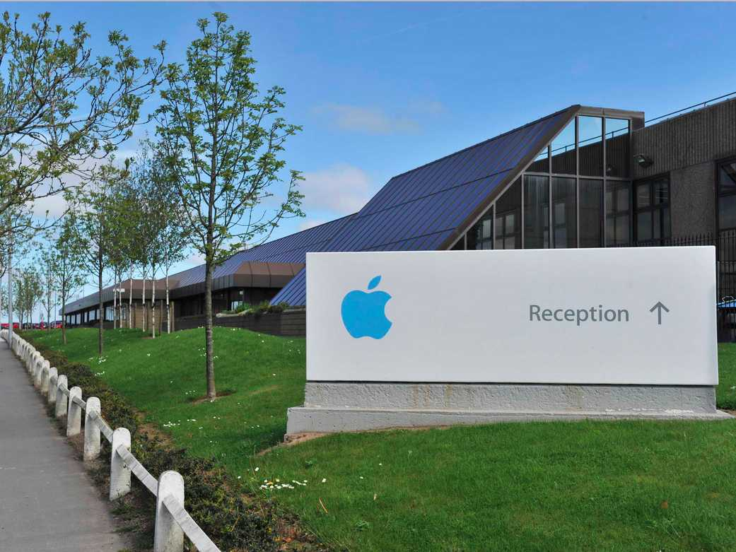Apple Says Company Now Powered by Renewable Energy