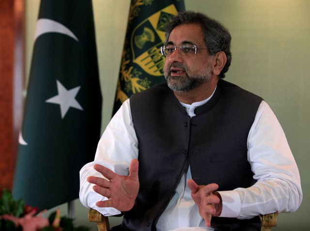 PM Abbasi, Khursheed Shah to deliberate over caretaker PM nominees today