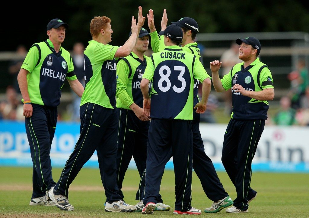 Ireland name squad for inaugural Test