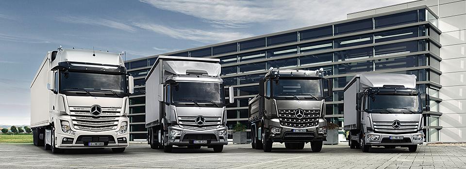 Mercedes Benz Trucks Will Be Manufactured In Pakistan