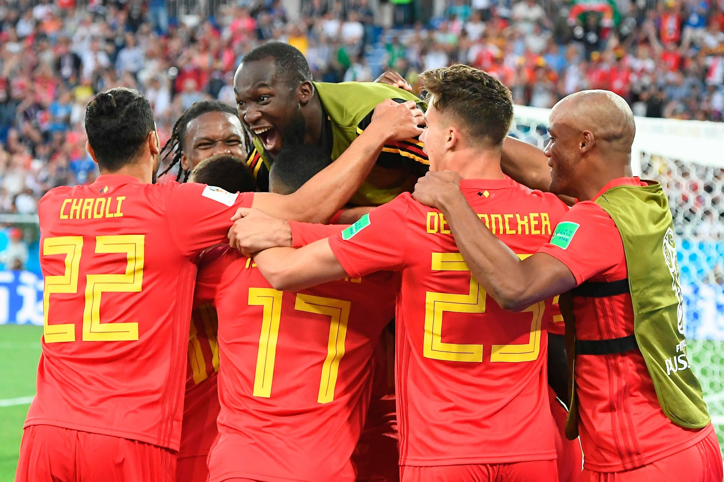 FIFA World Cup 2018: Belgium Topped, Tunisia Secures First ...