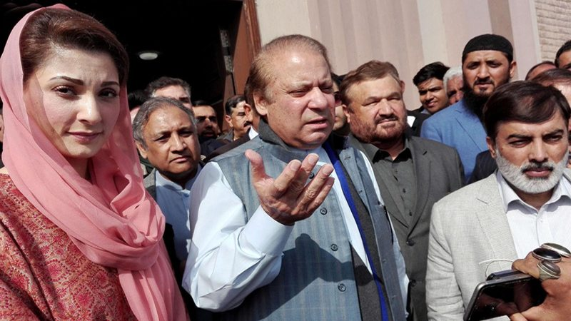 Authorities Instructed To Put Nawaz Maryam On Ecl