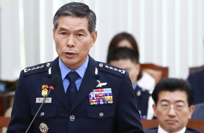 South Korea names new defense chief amid stalled North Korea