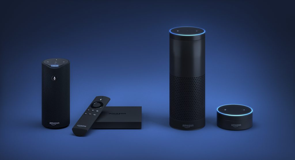 Amazon alexa digital assistant