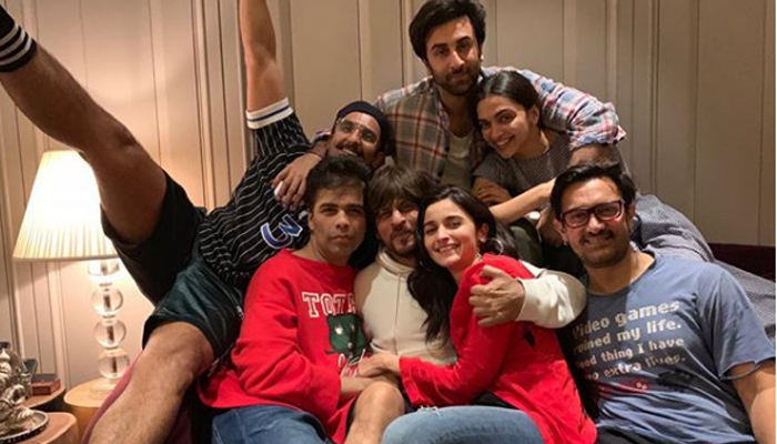 Karan Johar announces epic cast of the biggest blockbuster Film ever!