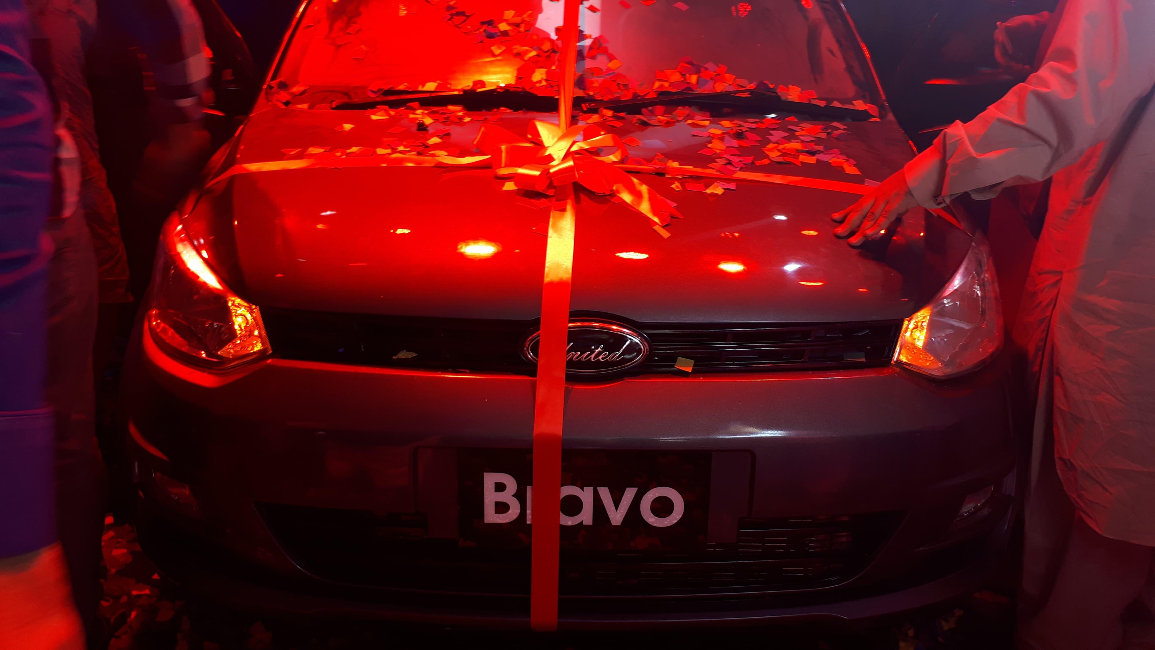 United Autos Launched 800cc Bravo Car In Pakistan