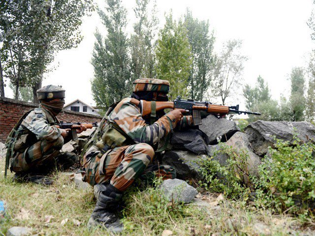 Pakistan Army Continues Heavy Shelling Along the LoC in Poonch
