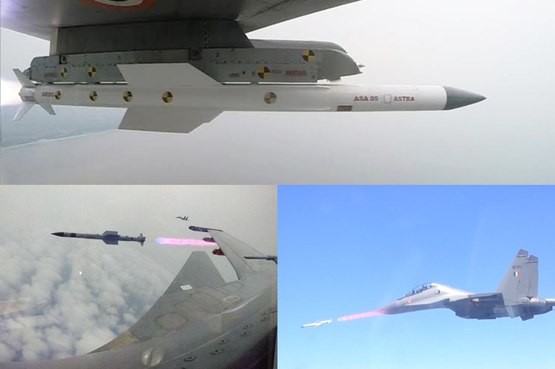 air-to-air astra missile