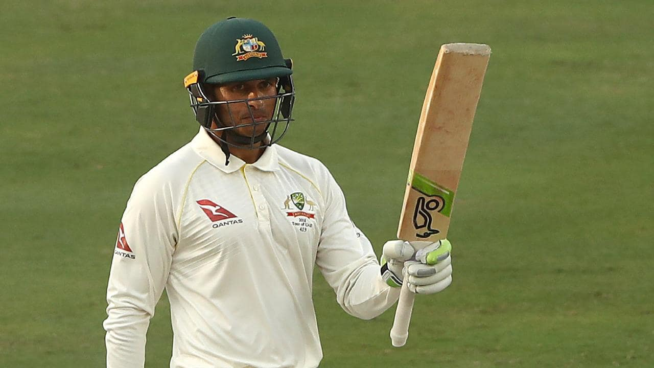 Newcomer Asif rocks Australia in first Test