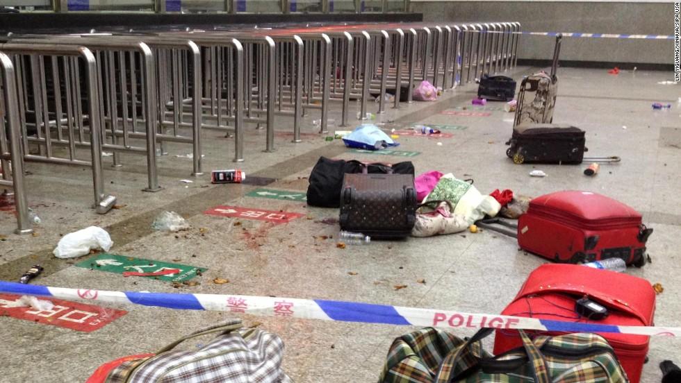 China police report 14 injured in kindergarten knife attack