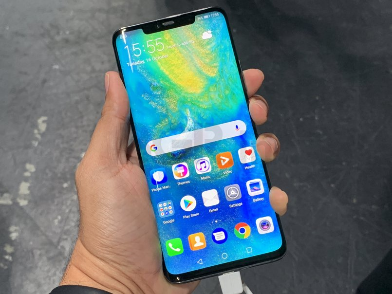 Huawei announces the Mate 20 X with 7.2-inch display and M Pen stylus