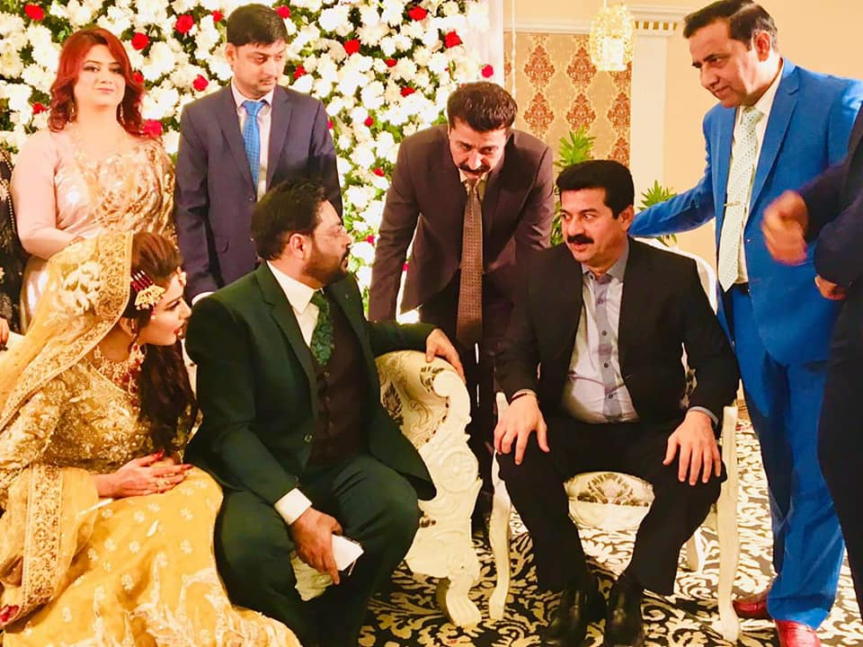Aamir Liaquat Second Marriage Pictures Are Breaking the Internet