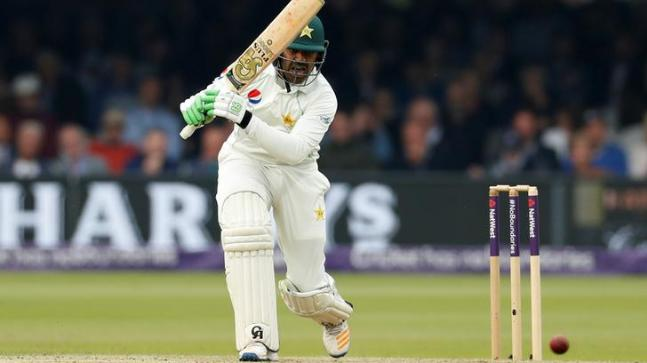 Pakistan 37-0 after set 176 to win first Test