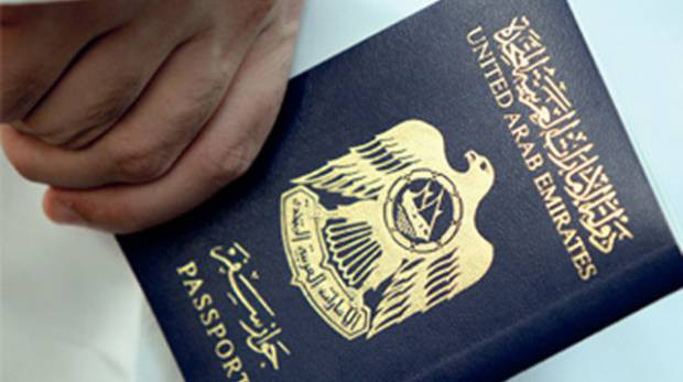 Singapore passport second in new ranking, behind UAE