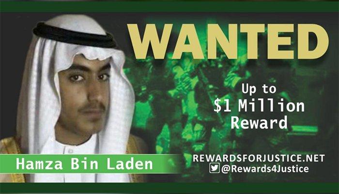 Saudis Revoke Hamza Bin Laden's Citizenship