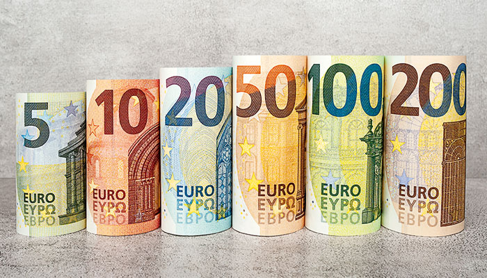 Euro to pkr forex rate