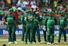 Pakistan squad for England tour 2020