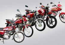 bike price in Pakistan