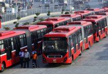 metro bus fare