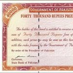 Premium 40000 Prize Bond Draw Winners List