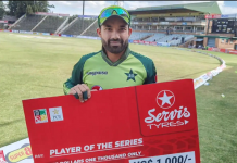 mohammad rizwan pak vs zim player of the series