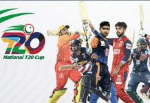 National T20 Cup 2021