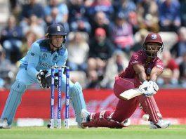 England Vs West Indies Live Score