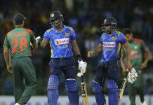 T20 World Cup 2021 Sri Lanka Vs Bangladesh Live Score